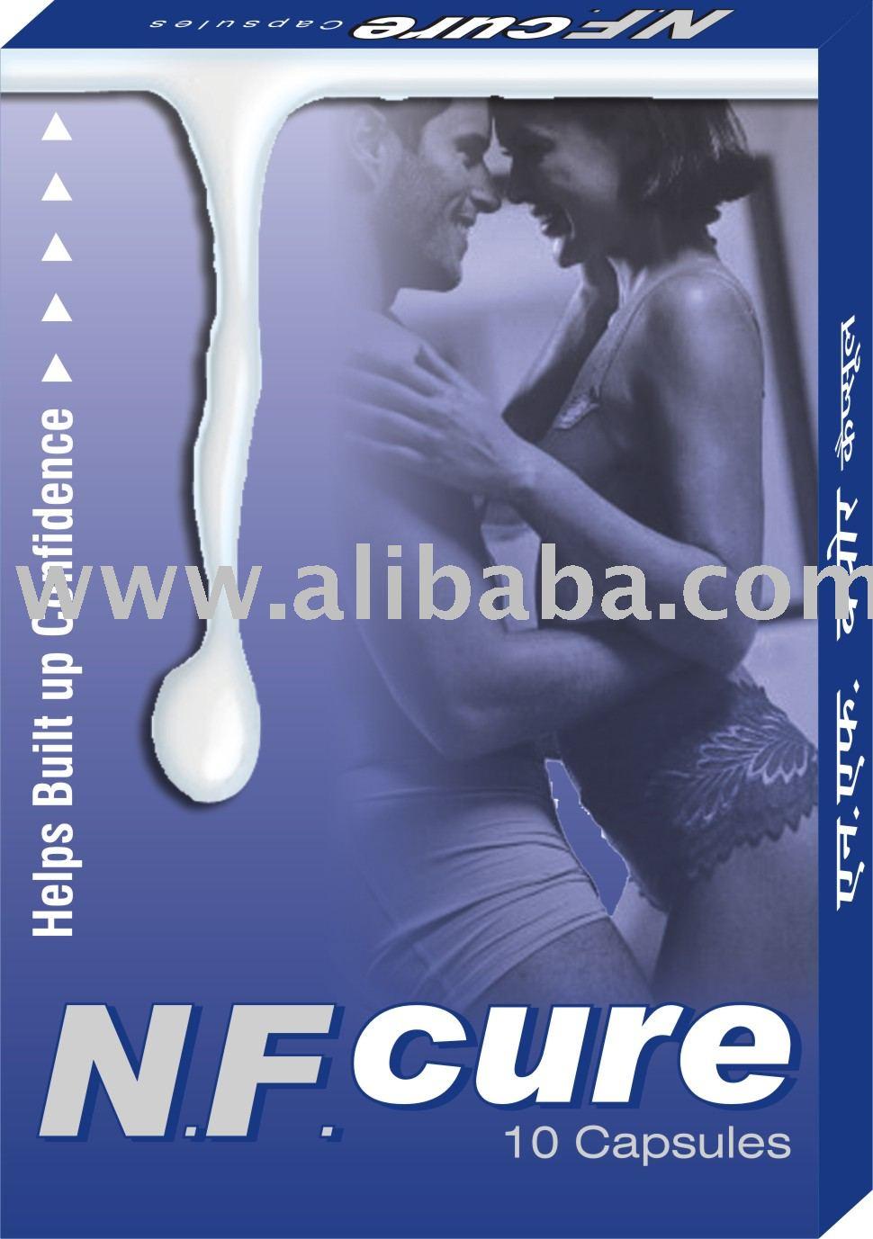 NF Cure Capsules Stop Nightfall and Semen Leakage
