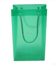 high quality pp gift packing bag/pp shopping bag/pp custom bag