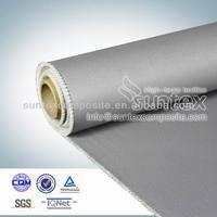 550C polyurethane coated fiberglass shade curtain for welding