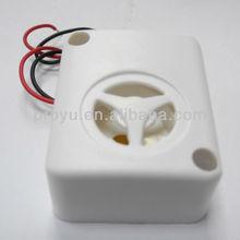 CE ROHS Piezo Alarm High Intensity Mini Siren Louder Med-Slow Warble Tone PY-SIR1