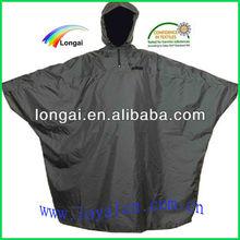 adult nylon rain coat
