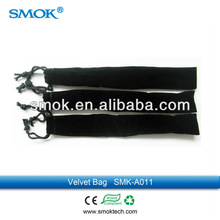 Ego velvet bag case fit with all ego battery and cartomizers good price and nice design