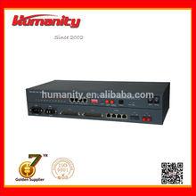Humanity 8*E1 High Quality E1 Mux Optical Modem,single modem 8E1 PDH multiplexer