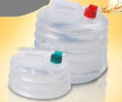 BPA Free Collapsible Water Jug