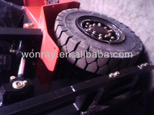 forklift tire 6.00-9/solid rubber tire, China manufacturer&provider