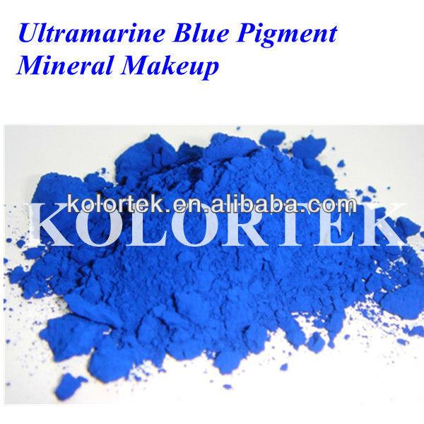 Ultramarine Blue Powder Mineral Makeup Ingredient