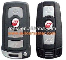 2015 blank car key for B W 3/5 series E60 E90 CAS3/CAS3+
