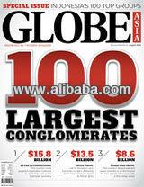 Globe Asia Magazine