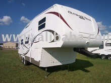 Custom Fifth Wheels Trailers for Australia
