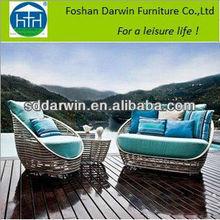 Blue sea designs outdoor furniture waterproof cushion (DW-SF079)
