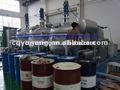 2500l/h flujo tasa de reciclaje de aceite del motor sistema de regeneración de/aceite de re- equipo de refinación