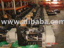 Diesel Generator Set 150 kVA (U.K. Made)