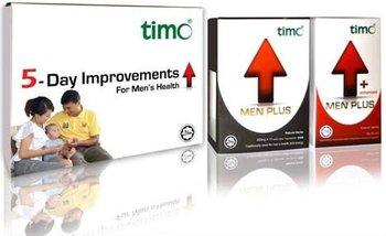 timo Men Plus 5-day Improvement