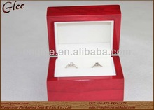 Ring Jewelry Box Engagement & Wedding Gift box With Velvet High Quality New