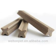 Cross stick dog chew (natural dry dog food)
