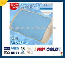 Körper komfort wiederverwendbare kühlendes gel Bett/gel massage Fußmatten/gel-pad eis zum verkauf