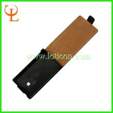 Super Slim Case For LG Optimus L3 E400 PU Leather Case