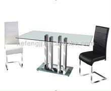 Modern dining room set,dinner table