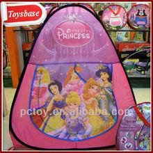 Kids princess tent,pink cartoon tent