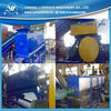 plastic waste pet bottle purging recycling line