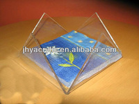 bamboo perspex napkin box mould