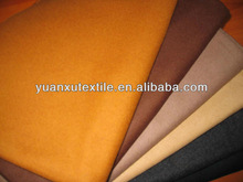 Melton wool fabric for overcoat