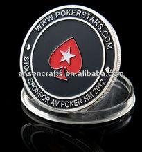 wholesale custom classic poker chip with plastic box