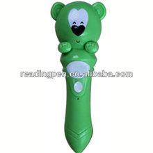 School using talking pen, Digital infant toys