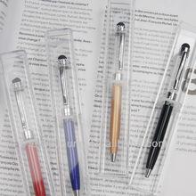 promotional pen series,touch screen stylus pen,2 in 1 stylus pen