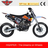 motocicleta dirt bike 250cc(DB609)