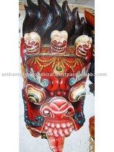 Lakhe Mask
