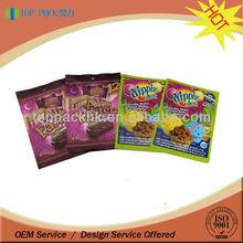 Colorful adhesive sticker/printed adhesive label