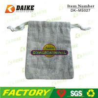 Eco-friendly Natural Gift Jute Bag DK-MS027