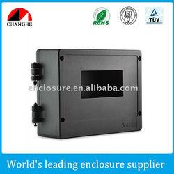 Sealed aluminum enclosure for electronics