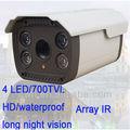 sony ccd de vision nocturne 80m 50x array étanche appareil photo numérique zoom optique
