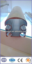 aluminium support for solar mounting system