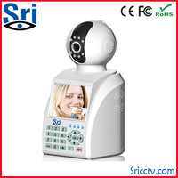 Sricam SP001 Wifi P2P IP Wireless Web Security Camera Cover With Intercome Microphone