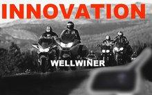 long range motorcycle interphone/headset
