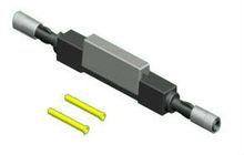 fiber optic mechanical splice