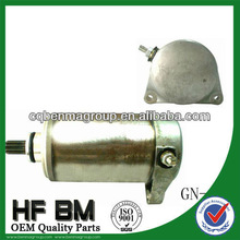GN-250 Starter Motors for Motorcycles, ATVs, Dirtbikes