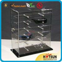 201 oakley/acrylic eyewear rayban display stand