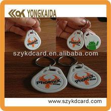 Silk screen printed RFID tag/125KHz RFID tag