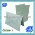 Papel decorado para aniversário/modelado papel para convites