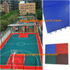 O-01 Interlock Dry Floor Tile For Sport Court