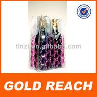 Liquid Filled PVC Wine Cooler Bag