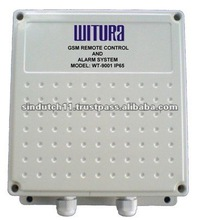 GSM Remote Control and Alert System For Generator