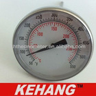 BBQ Grill Temperature Gauge