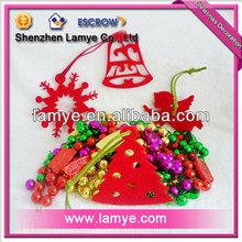 Hot selling felt xmas decoration