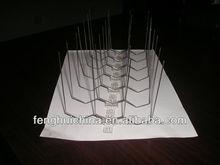 galvanized steel spike, metal bird spike wire,plastic bird spikes