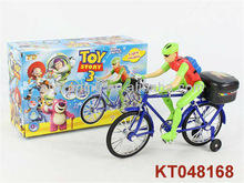 Shantou Farah Toys electric battery operated w/light/music toy b/o bicycle toy